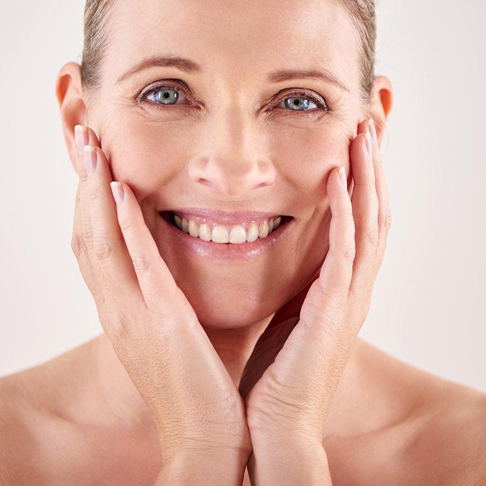 Fraîcheur et grâce juvénile des traits du visage : le secret ?