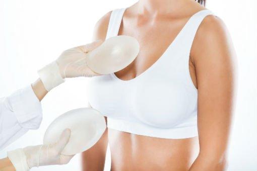 Type d'implants ou de prothèses mammaires